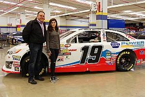 NASCAR Breaking news NASCAR Next driver Hailie Deegan joins BMR in NASCAR K&N Pro Series