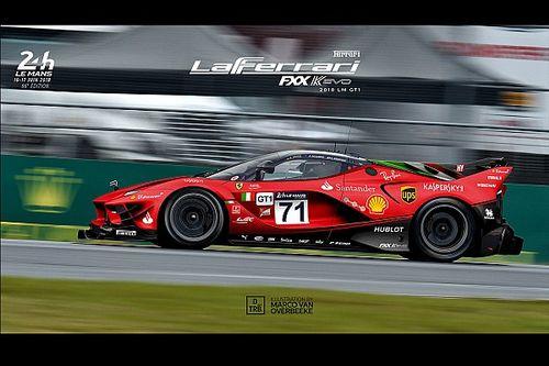 Ferrari y su plan de un hipercoche, ¿el WEC su próximo destino?