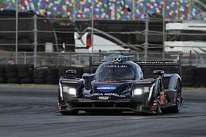 IMSA Relato de testes Cadillac mantém domínio em Daytona; Alonso é 11º