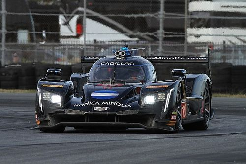 Roar test #3: Taylor heads Vautier in Cadillac 1-2