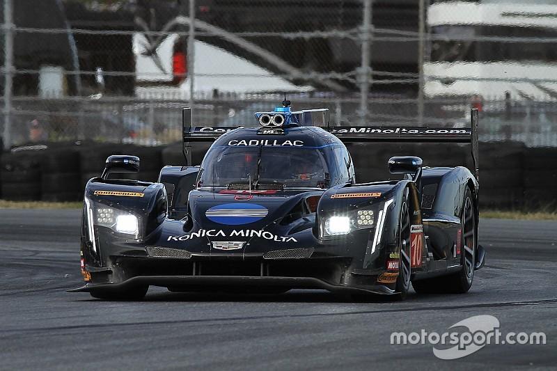 Roar test #3: Taylor heads Vautier in Cadillac 1-2