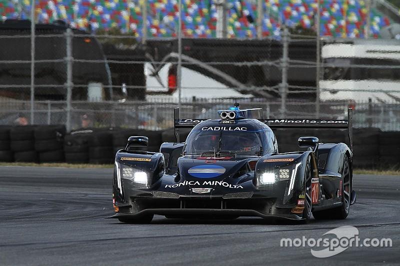 Cadillac mantém domínio em Daytona; Alonso é 11º