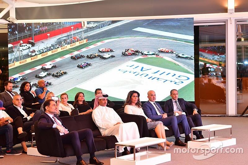 """""""سباق النجوم""""...شعار جائزة البحرين الكبرى 2018"""