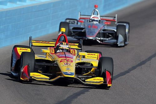 Hunter-Reay: 2018 IndyCar will produce better racing at Phoenix