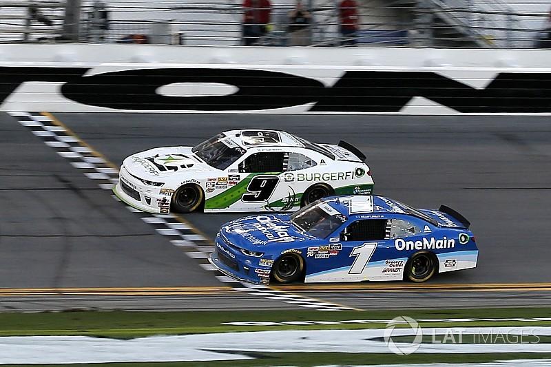 Irres NASCAR-Finish in Daytona: Sieg mit 0,000 Sekunden Vorsprung