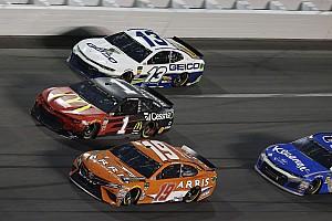 NASCAR Cup Top List GALERÍA: Una buena jornada para Daniel Suárez