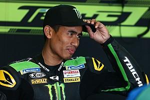 Syahrin secures Tech 3 Yamaha MotoGP ride