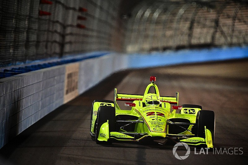 """Pagenaud: Phoenix IndyCar race will be """"very different"""" with 2018 car"""