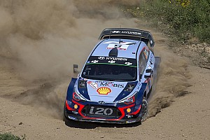 WRC Tappa Neuville chiude in vetta la Tappa 1 del Rally di Portogallo. Ogier K.O.