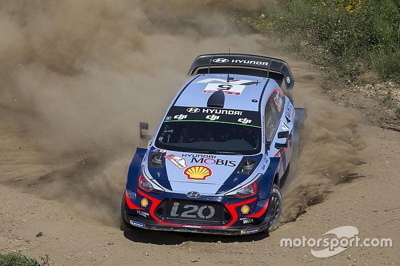Neuville chiude in vetta la Tappa 1 del Rally di Portogallo. Ogier K.O.