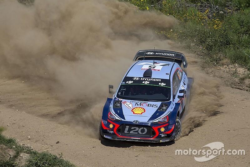 WRC Portekiz: Neuville farkı açtı