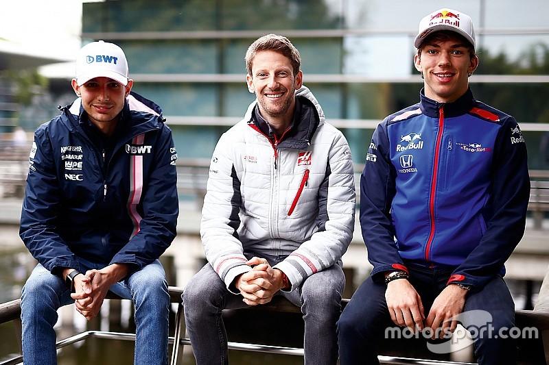Ocon, Grosjean, Gasly : le quiz des Français par F1 Racing