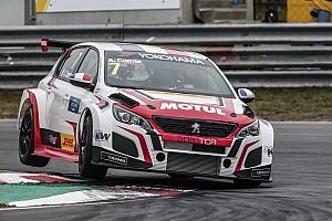 WTCR Race report Zandvoort WTCR: Comte bags Peugeot's maiden win