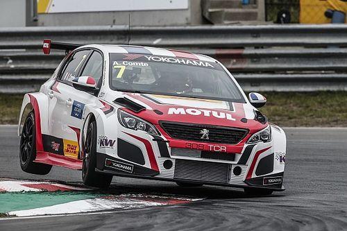 WTCR Zandvoort: Comte ve Peugeot kazandı
