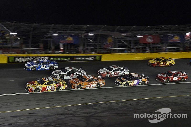 NASCAR prohíbe a todos sus integrantes apostar durante las competencias
