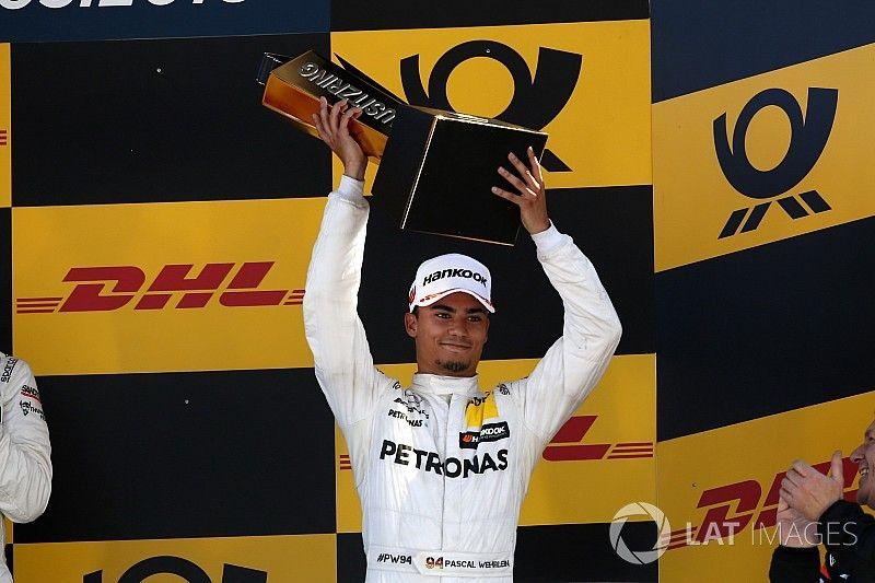 Wehrlein: F1'deki stilimi unutabilirsem, DTM'de şampiyon olabilirim
