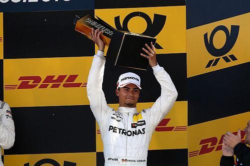 """فيرلاين: التخلي عن أسلوب قيادة الفورمولا واحد هو التحدي الأساسي في """"دي تي أم"""""""