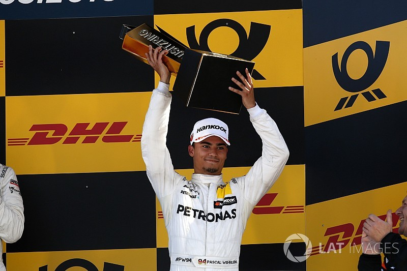 Wehrlein: Losing F1 style key to DTM title hopes