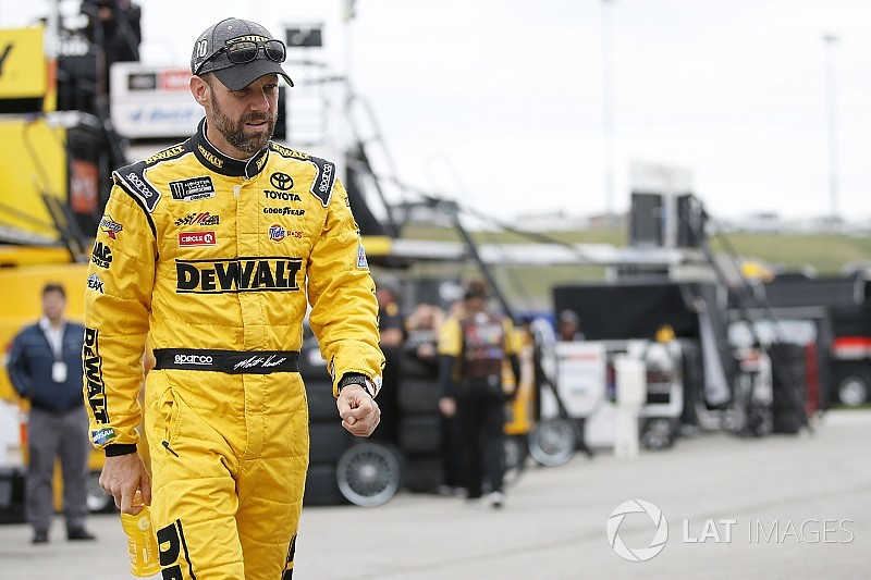 Matt Kenseth no correrá en 2018
