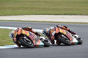 "KTM breaching top six felt ""strange"" to Espargaro"