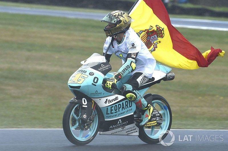 Wat Moto3-kampioen Joan Mir en Valentino Rossi met elkaar gemeen hebben