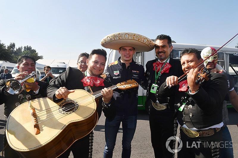 Гран При Мексики: лучшие фото четверга