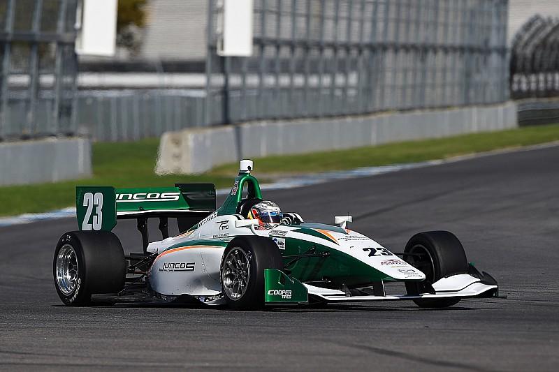 Victor Franzoni é confirmado para temporada da Indy Lights