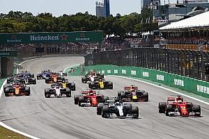 Formel 1 Ergebnisse Formel 1 2017 in Brasilien: Das Rennergebnis in Bildern