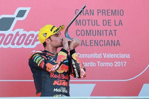 Oliveira consigue la tercera victoria consecutiva