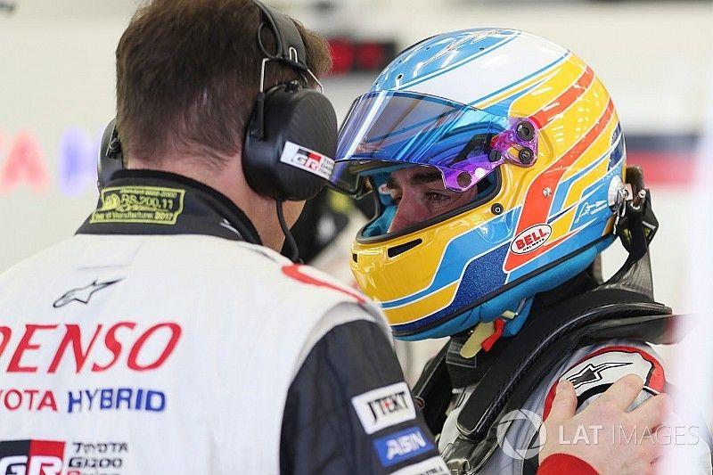McLaren ограничил Toyota в использовании Алонсо