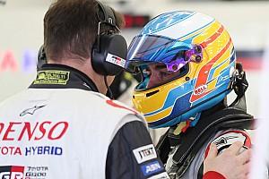 Vasselon sobre el debut de Alonso en el WEC: