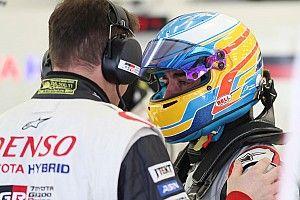 """Vasselon sobre el debut de Alonso en el WEC: """"Ha sido rápido"""""""