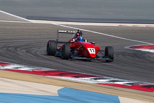 Bahrain MRF: Drugovich wins Race 1, heartbreak for Van Kalmthout