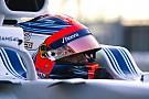F1  Kubica estrenará el Williams FW41 en Aragón