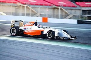 Dubai MRF: Martono beats Drugovich to pole by 0.034s