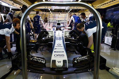 Williams, dernière écurie à avoir passé les crash-tests de la FIA