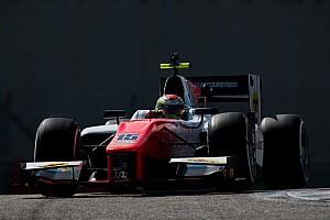 FIA F2 Reporte de pruebas Deletraz encabeza el primer día de test de F2 en Abu Dhabi