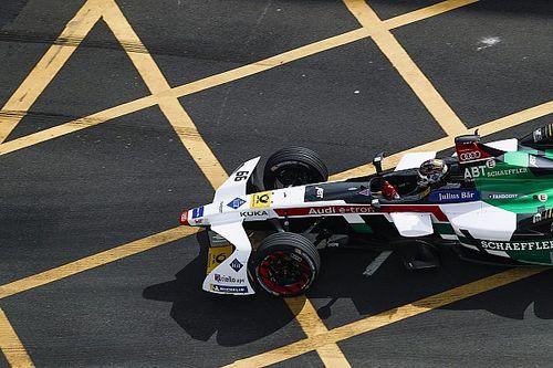Hong Kong ePrix: Mortara spin attı, Abt kazandı!