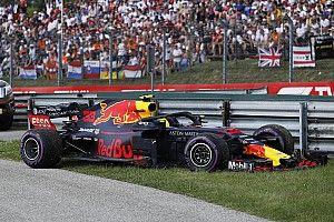 """Horner le """"pega"""" a Renault después del abandono de Verstappen"""