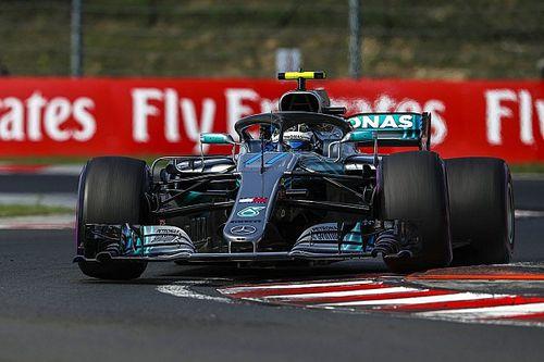 Bottas penalizzato di 10 secondi per l'entrata su Ricciardo, ma resta quinto