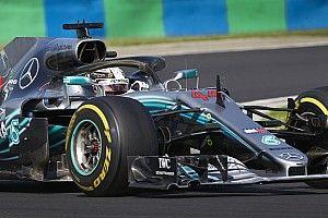 Хэмилтон поставил перед Mercedes цель прибавить в квалификациях