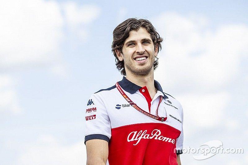Officiel - Giovinazzi fera équipe avec Räikkönen chez Sauber en 2019
