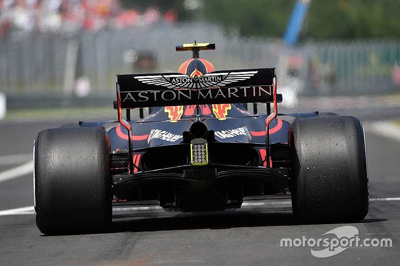 Ricciardo nyerte az első edzést a Magyar Nagydíjon Vettel és Verstappen előtt