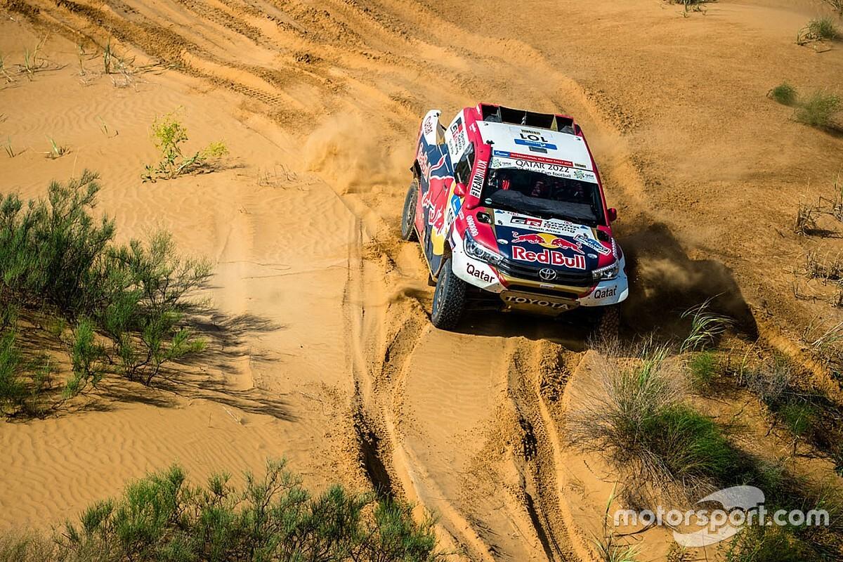Silk Way Rally: cancellata l'edizione 2020