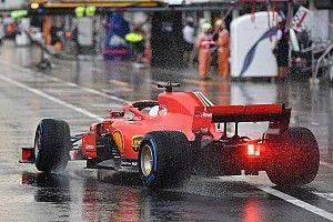 """Vettel: """"No es un desastre salir cuarto, la carrera es larga"""""""