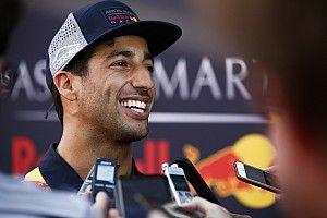 Ricciardo: Şampiyon olmak için hazırım