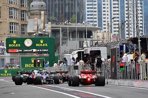 Azerbaycan GP öncesi: Sektör zamanları ve en yüksek süratler