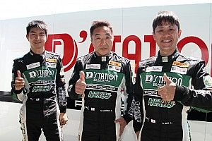 D'station Porscheの星野敏「走り始めから手応えを感じていた」