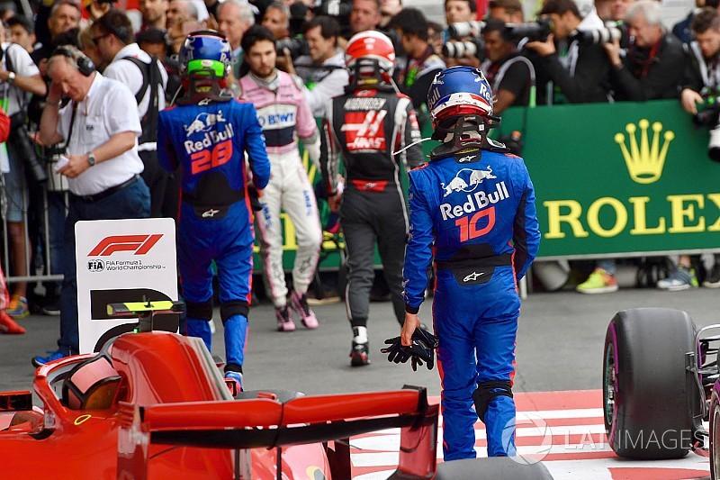 A Toro Rosso-Honda nehéz hétvégére számít Barcelonában