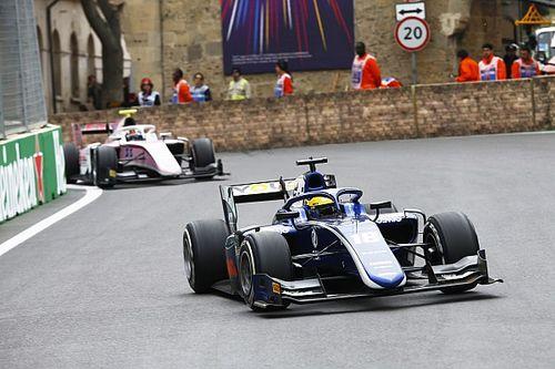 Sergio Sette Camara squalificato al termine della Sprint Race di Baku